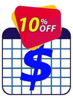 CalendarBudget Membership Coupon, discount CalendarBudget Membership - Yearly Staggering discounts code 2020. Promotion: Staggering discounts code of CalendarBudget Membership - Yearly 2020