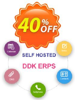 DKERPS Self Hosting - Enterprise  Coupon, discount Big Offer. Promotion: Awesome sales code of Cloud based business management software - Enterprise solution 2020