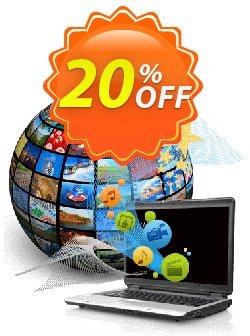 Wild Media Server Coupon, discount Wild Media Server (UPnP, DLNA, HTTP) - 1 License Stirring discounts code 2020. Promotion: Stirring discounts code of Wild Media Server (UPnP, DLNA, HTTP) - 1 License 2020