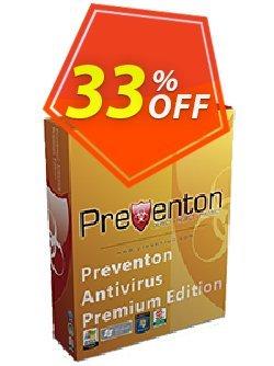 Preventon Antivirus Premium Promo Coupon, discount Preventon Antivirus Premium Promo Dreaded promotions code 2021. Promotion: Dreaded promotions code of Preventon Antivirus Premium Promo 2021