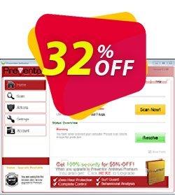 Preventon Antivirus Pro Coupon, discount Preventon Antivirus Pro Amazing promotions code 2021. Promotion: Amazing promotions code of Preventon Antivirus Pro 2021