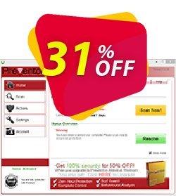 Preventon Antivirus Premium 1 day Promo Coupon, discount Preventon Antivirus Premium 1 day Promo Stunning sales code 2021. Promotion: Stunning sales code of Preventon Antivirus Premium 1 day Promo 2021