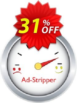 Ad-Stripper - 12 Months Subscription  Coupon, discount Ad-Stripper (12 Months Subscription) Dreaded discounts code 2020. Promotion: Dreaded discounts code of Ad-Stripper (12 Months Subscription) 2020