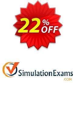 SimulationExams CCNA Exam Simulator Coupon, discount SE: CCNA Exam Simulator Stunning promotions code 2021. Promotion: Stunning promotions code of SE: CCNA Exam Simulator 2021