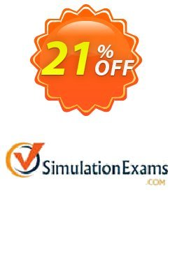SimulationExams CCNA Practice Tests with Network Sim Coupon, discount SE: CCNA Practice Tests with Network Sim Stirring offer code 2021. Promotion: Stirring offer code of SE: CCNA Practice Tests with Network Sim 2021