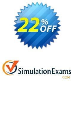 SimulationExams CIW Foundations - CIWA Practice Tests Coupon, discount SE: CIW Foundations (CIWA) Practice Tests Awful discounts code 2021. Promotion: Awful discounts code of SE: CIW Foundations (CIWA) Practice Tests 2021