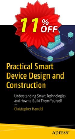 Practical Smart Device Design and Construction - Harrold  Coupon, discount Practical Smart Device Design and Construction (Harrold) Deal. Promotion: Practical Smart Device Design and Construction (Harrold) Exclusive Easter Sale offer for iVoicesoft