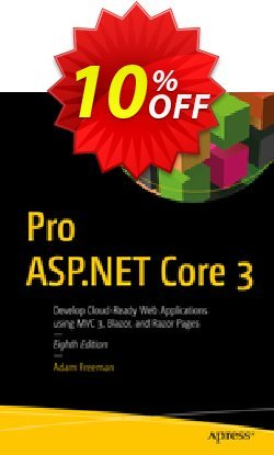 Pro ASP.NET Core 3 - Freeman  Coupon, discount Pro ASP.NET Core 3 (Freeman) Deal. Promotion: Pro ASP.NET Core 3 (Freeman) Exclusive Easter Sale offer for iVoicesoft