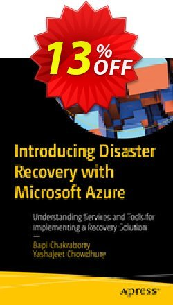 Introducing Disaster Recovery with Microsoft Azure - Chakraborty  Coupon, discount Introducing Disaster Recovery with Microsoft Azure (Chakraborty) Deal. Promotion: Introducing Disaster Recovery with Microsoft Azure (Chakraborty) Exclusive Easter Sale offer for iVoicesoft