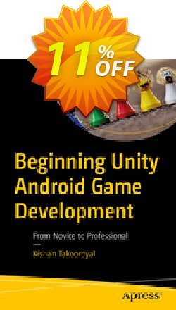 Beginning Unity Android Game Development - Takoordyal  Coupon, discount Beginning Unity Android Game Development (Takoordyal) Deal. Promotion: Beginning Unity Android Game Development (Takoordyal) Exclusive Easter Sale offer for iVoicesoft