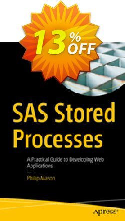 SAS Stored Processes - Mason  Coupon, discount SAS Stored Processes (Mason) Deal. Promotion: SAS Stored Processes (Mason) Exclusive Easter Sale offer for iVoicesoft