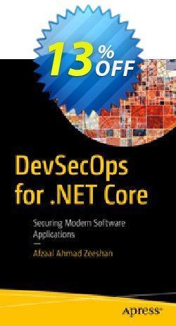DevSecOps for .NET Core - Zeeshan  Coupon, discount DevSecOps for .NET Core (Zeeshan) Deal. Promotion: DevSecOps for .NET Core (Zeeshan) Exclusive Easter Sale offer for iVoicesoft