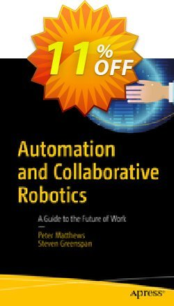 Automation and Collaborative Robotics - Matthews  Coupon, discount Automation and Collaborative Robotics (Matthews) Deal. Promotion: Automation and Collaborative Robotics (Matthews) Exclusive Easter Sale offer for iVoicesoft