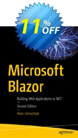 Microsoft Blazor - Himschoot  Coupon discount Microsoft Blazor (Himschoot) Deal - Microsoft Blazor (Himschoot) Exclusive Easter Sale offer for iVoicesoft