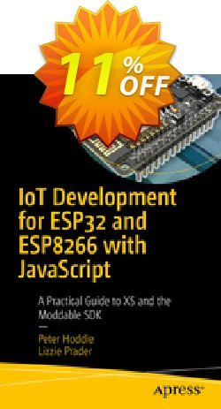 IoT Development for ESP32 and ESP8266 with JavaScript - Hoddie  Coupon, discount IoT Development for ESP32 and ESP8266 with JavaScript (Hoddie) Deal. Promotion: IoT Development for ESP32 and ESP8266 with JavaScript (Hoddie) Exclusive Easter Sale offer for iVoicesoft