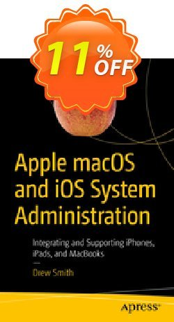 Apple macOS and iOS System Administration - Smith  Coupon, discount Apple macOS and iOS System Administration (Smith) Deal. Promotion: Apple macOS and iOS System Administration (Smith) Exclusive Easter Sale offer for iVoicesoft