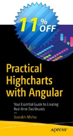 Practical Highcharts with Angular - Mishra  Coupon, discount Practical Highcharts with Angular (Mishra) Deal. Promotion: Practical Highcharts with Angular (Mishra) Exclusive Easter Sale offer for iVoicesoft