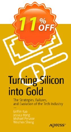 Turning Silicon into Gold - Kao  Coupon, discount Turning Silicon into Gold (Kao) Deal. Promotion: Turning Silicon into Gold (Kao) Exclusive Easter Sale offer for iVoicesoft