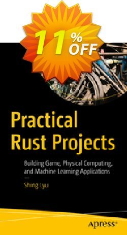 Practical Rust Projects - Lyu  Coupon, discount Practical Rust Projects (Lyu) Deal. Promotion: Practical Rust Projects (Lyu) Exclusive Easter Sale offer for iVoicesoft