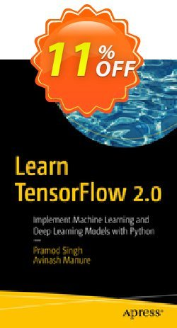 Learn TensorFlow 2.0 - Singh  Coupon, discount Learn TensorFlow 2.0 (Singh) Deal. Promotion: Learn TensorFlow 2.0 (Singh) Exclusive Easter Sale offer for iVoicesoft