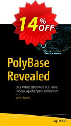 PolyBase Revealed - Feasel  Coupon, discount PolyBase Revealed (Feasel) Deal. Promotion: PolyBase Revealed (Feasel) Exclusive Easter Sale offer for iVoicesoft