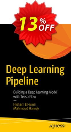 Deep Learning Pipeline - El-Amir  Coupon, discount Deep Learning Pipeline (El-Amir) Deal. Promotion: Deep Learning Pipeline (El-Amir) Exclusive Easter Sale offer for iVoicesoft