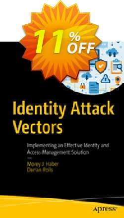 Identity Attack Vectors - Haber  Coupon, discount Identity Attack Vectors (Haber) Deal. Promotion: Identity Attack Vectors (Haber) Exclusive Easter Sale offer for iVoicesoft