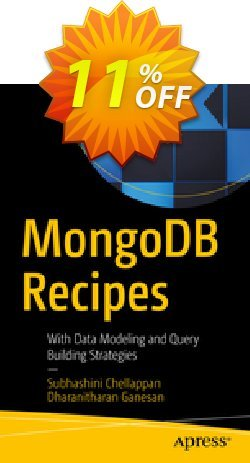 MongoDB Recipes - Chellappan  Coupon, discount MongoDB Recipes (Chellappan) Deal. Promotion: MongoDB Recipes (Chellappan) Exclusive Easter Sale offer for iVoicesoft