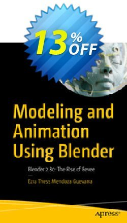 Modeling and Animation Using Blender - Guevarra  Coupon, discount Modeling and Animation Using Blender (Guevarra) Deal. Promotion: Modeling and Animation Using Blender (Guevarra) Exclusive Easter Sale offer for iVoicesoft