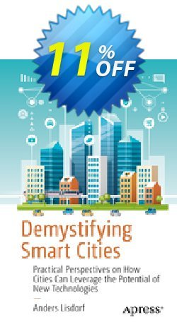 Demystifying Smart Cities - Lisdorf  Coupon, discount Demystifying Smart Cities (Lisdorf) Deal. Promotion: Demystifying Smart Cities (Lisdorf) Exclusive Easter Sale offer for iVoicesoft