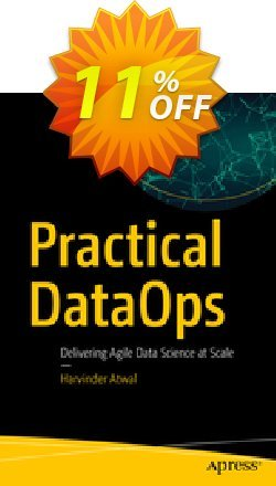 Practical DataOps - Atwal  Coupon, discount Practical DataOps (Atwal) Deal. Promotion: Practical DataOps (Atwal) Exclusive Easter Sale offer for iVoicesoft