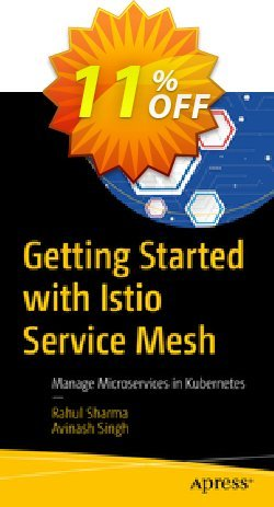 Getting Started with Istio Service Mesh - Sharma  Coupon, discount Getting Started with Istio Service Mesh (Sharma) Deal. Promotion: Getting Started with Istio Service Mesh (Sharma) Exclusive Easter Sale offer for iVoicesoft