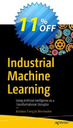 Industrial Machine Learning - Vermeulen  Coupon, discount Industrial Machine Learning (Vermeulen) Deal. Promotion: Industrial Machine Learning (Vermeulen) Exclusive Easter Sale offer for iVoicesoft