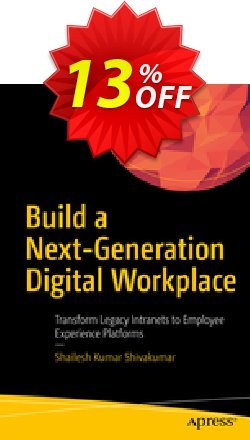 Build a Next-Generation Digital Workplace - Shivakumar  Coupon, discount Build a Next-Generation Digital Workplace (Shivakumar) Deal. Promotion: Build a Next-Generation Digital Workplace (Shivakumar) Exclusive Easter Sale offer for iVoicesoft