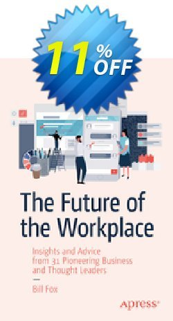 The Future of the Workplace - Fox  Coupon, discount The Future of the Workplace (Fox) Deal. Promotion: The Future of the Workplace (Fox) Exclusive Easter Sale offer for iVoicesoft