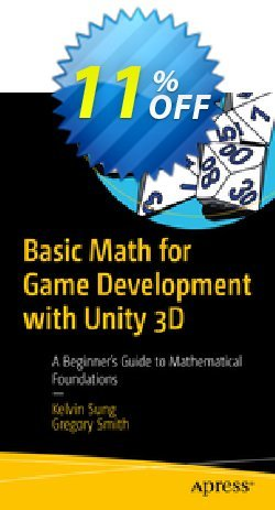 Basic Math for Game Development with Unity 3D - Sung  Coupon, discount Basic Math for Game Development with Unity 3D (Sung) Deal. Promotion: Basic Math for Game Development with Unity 3D (Sung) Exclusive Easter Sale offer for iVoicesoft