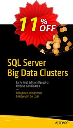 SQL Server Big Data Clusters - Weissman  Coupon discount SQL Server Big Data Clusters (Weissman) Deal - SQL Server Big Data Clusters (Weissman) Exclusive Easter Sale offer for iVoicesoft