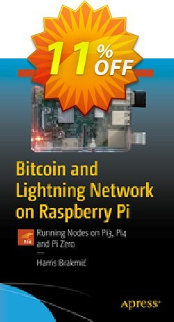 Bitcoin and Lightning Network on Raspberry Pi - Brakmic  Coupon, discount Bitcoin and Lightning Network on Raspberry Pi (Brakmic) Deal. Promotion: Bitcoin and Lightning Network on Raspberry Pi (Brakmic) Exclusive Easter Sale offer for iVoicesoft