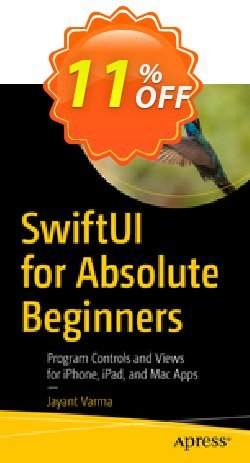 SwiftUI for Absolute Beginners - Varma  Coupon, discount SwiftUI for Absolute Beginners (Varma) Deal. Promotion: SwiftUI for Absolute Beginners (Varma) Exclusive Easter Sale offer for iVoicesoft