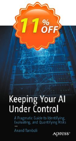 Keeping Your AI Under Control - Tamboli  Coupon, discount Keeping Your AI Under Control (Tamboli) Deal. Promotion: Keeping Your AI Under Control (Tamboli) Exclusive Easter Sale offer for iVoicesoft