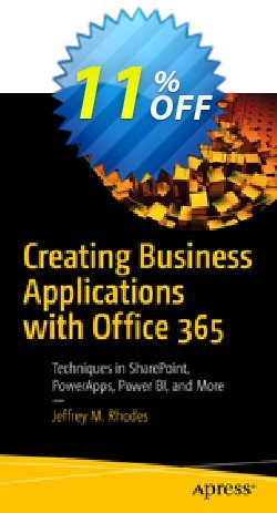 Creating Business Applications with Office 365 - Rhodes  Coupon, discount Creating Business Applications with Office 365 (Rhodes) Deal. Promotion: Creating Business Applications with Office 365 (Rhodes) Exclusive Easter Sale offer for iVoicesoft
