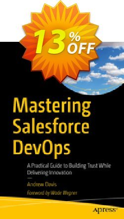 Mastering Salesforce DevOps - Davis  Coupon discount Mastering Salesforce DevOps (Davis) Deal - Mastering Salesforce DevOps (Davis) Exclusive Easter Sale offer for iVoicesoft