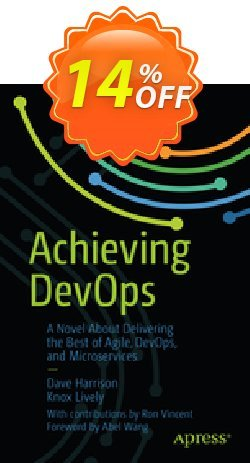 Achieving DevOps - Harrison  Coupon discount Achieving DevOps (Harrison) Deal - Achieving DevOps (Harrison) Exclusive Easter Sale offer for iVoicesoft