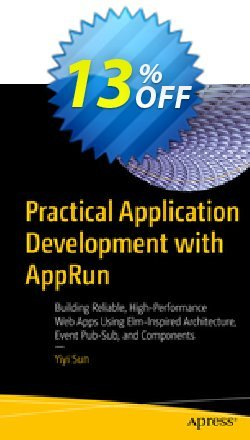 Practical Application Development with AppRun - Sun  Coupon, discount Practical Application Development with AppRun (Sun) Deal. Promotion: Practical Application Development with AppRun (Sun) Exclusive Easter Sale offer for iVoicesoft