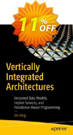 Vertically Integrated Architectures - Jong  Coupon, discount Vertically Integrated Architectures (Jong) Deal. Promotion: Vertically Integrated Architectures (Jong) Exclusive Easter Sale offer for iVoicesoft