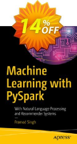 Machine Learning with PySpark - Singh  Coupon, discount Machine Learning with PySpark (Singh) Deal. Promotion: Machine Learning with PySpark (Singh) Exclusive Easter Sale offer for iVoicesoft