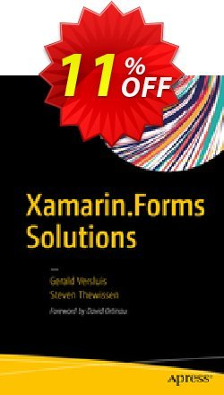 Xamarin.Forms Solutions - Versluis  Coupon, discount Xamarin.Forms Solutions (Versluis) Deal. Promotion: Xamarin.Forms Solutions (Versluis) Exclusive Easter Sale offer for iVoicesoft