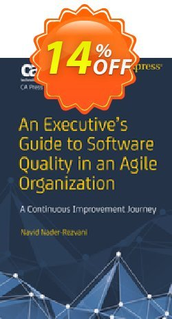 An Executive's Guide to Software Quality in an Agile Organization - Nader-Rezvani  Coupon, discount An Executive's Guide to Software Quality in an Agile Organization (Nader-Rezvani) Deal. Promotion: An Executive's Guide to Software Quality in an Agile Organization (Nader-Rezvani) Exclusive Easter Sale offer for iVoicesoft