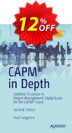 CAPM® in Depth - Sanghera  Coupon discount CAPM® in Depth (Sanghera) Deal - CAPM® in Depth (Sanghera) Exclusive Easter Sale offer for iVoicesoft