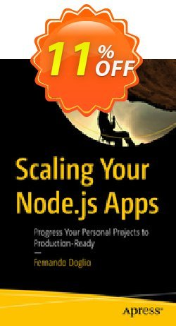 Scaling Your Node.js Apps - Doglio  Coupon, discount Scaling Your Node.js Apps (Doglio) Deal. Promotion: Scaling Your Node.js Apps (Doglio) Exclusive Easter Sale offer for iVoicesoft